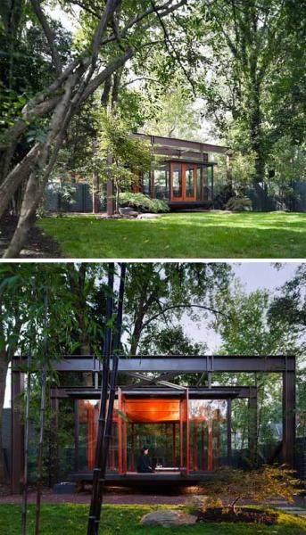 Japanese Tea Garden Backyard : DIY+Japanese+Tea+House  Tea House A Backyard Sanctuary Garden