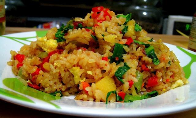 Thai Curry Fried Rice | Food: Thai | Pinterest