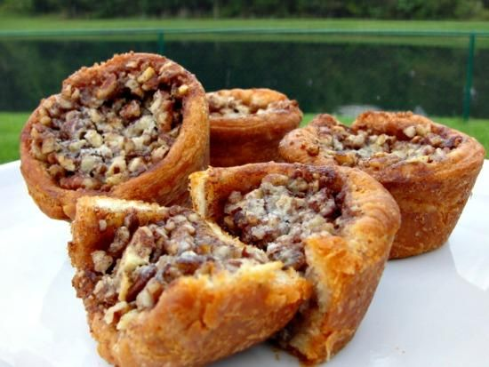 Pecan Baklava Cups | Recipe