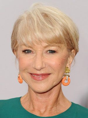 Short Hairstyles 2014 for Women Over 60