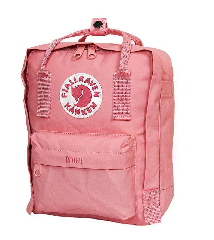 fjallraven kanken mini backpack bag pink rosie 39 s. Black Bedroom Furniture Sets. Home Design Ideas