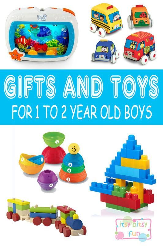Best Gifts For 1 Year Old Boys. Lots of Ideas for 1st Birthday ...