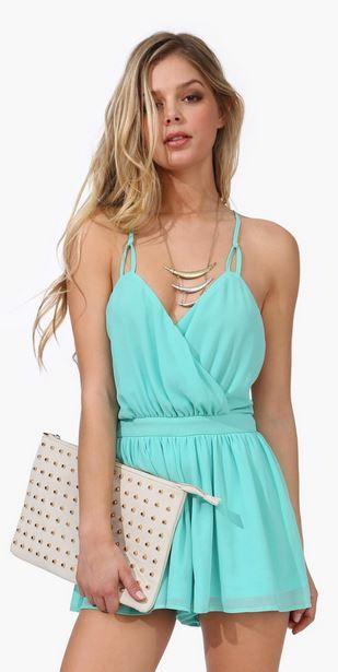 Ibiza Romper by Necessary Clothing