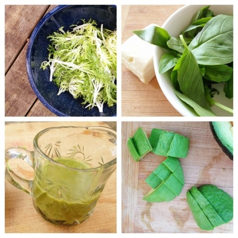 Easy Fresh Basil Salad Dressing | Condiments and Such | Pinterest