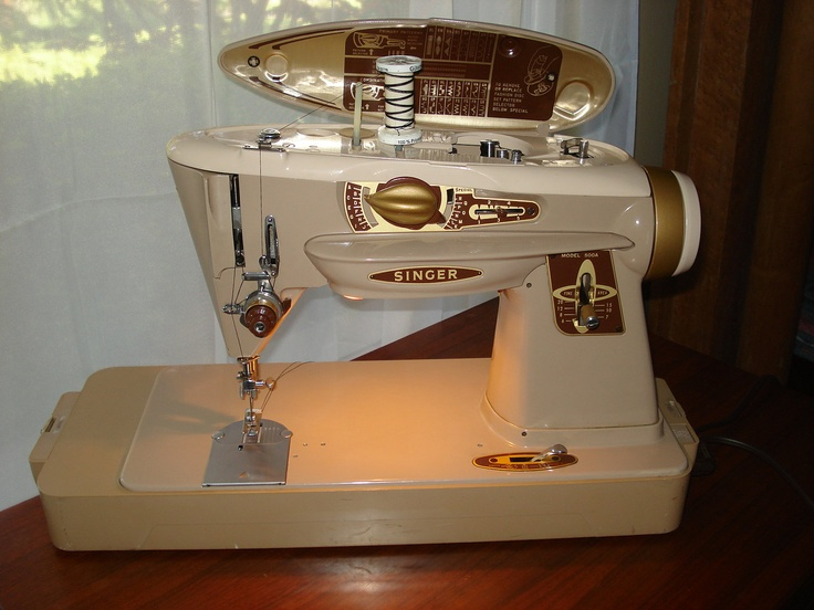 singer 500a sewing machine