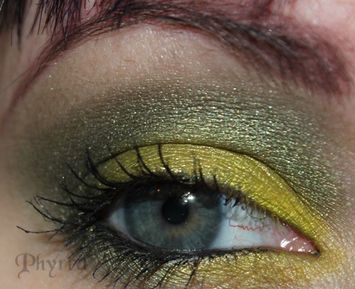 Fryinnae OMGWTF & New UD Mildew. Click through to see the rest.