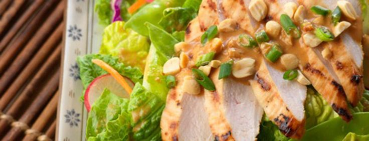 Island Grilled Chicken Salad http://dole.com/Recipes/Asian-Island ...