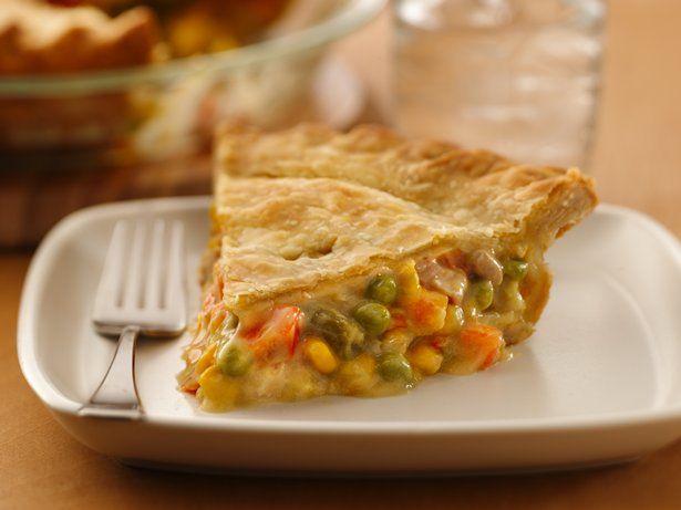Super Easy Chicken Pot Pie | Recipe