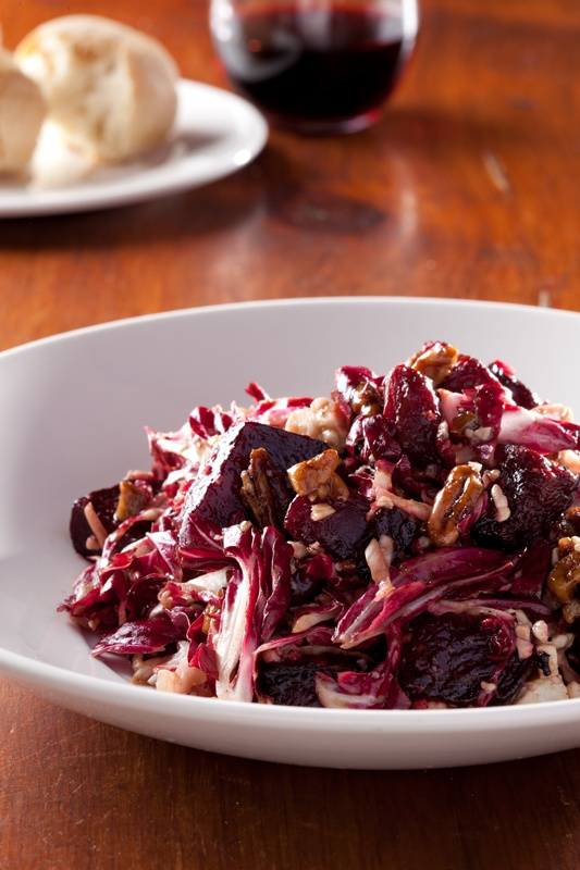 Bertucci's Roasted Beet & Blue Cheese Salad