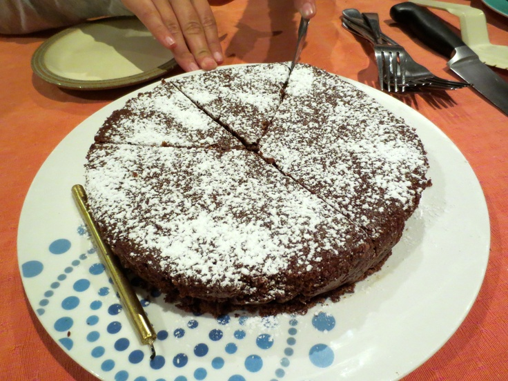 Chocolate Olive Oil cake | EAT CAKE | Pinterest