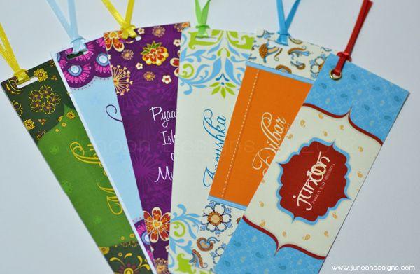 bookmarks junoon designs design inspiration pinterest