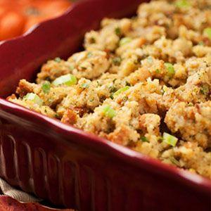 ... style cornbread stuffing recipe 300 Southern Style Cornbread Stuffing