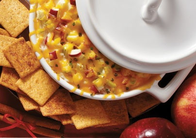 Nabisco Snacks | Hot Apple Ham and Cheese Dip