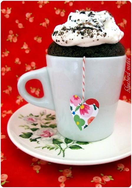 Earl Grey Chocolate Tea Cakes! | Do: Food | Pinterest
