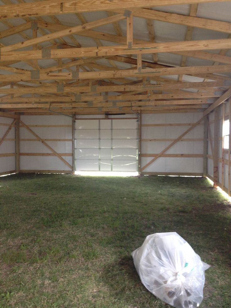 Pole barn interior ideas joy studio design gallery for Pole building design ideas