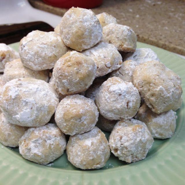 recipes mexican wedding cookies .aspx
