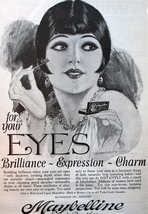 1920s makeup ads to download 1920s makeup ads just right click and ...