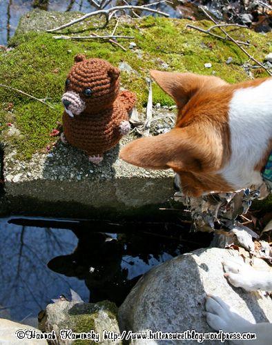crochet beaver   DIY Projects   Pinterest