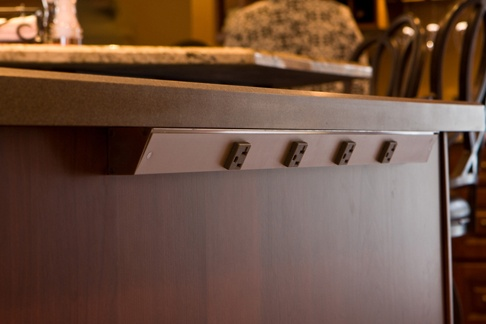 angled power strip for the home pinterest under cabinet plug strips kitchen monsterlune