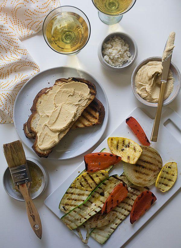 Grilled Veggie Sandwich recipe | all things veggie | Pinterest