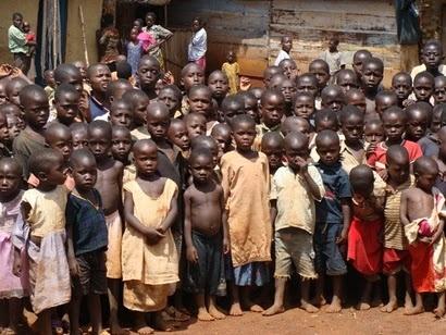 Serving His Children in Uganda