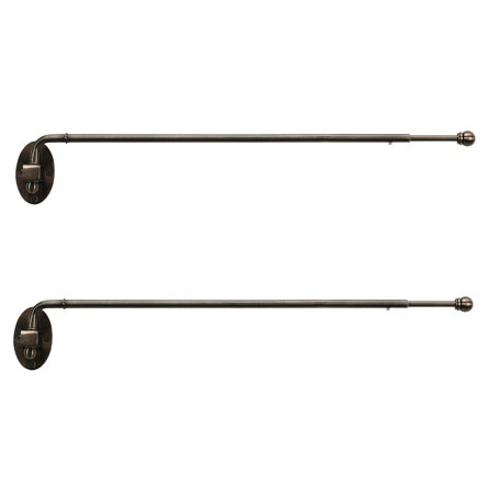 Umbra Swing Arm Curtain Rod