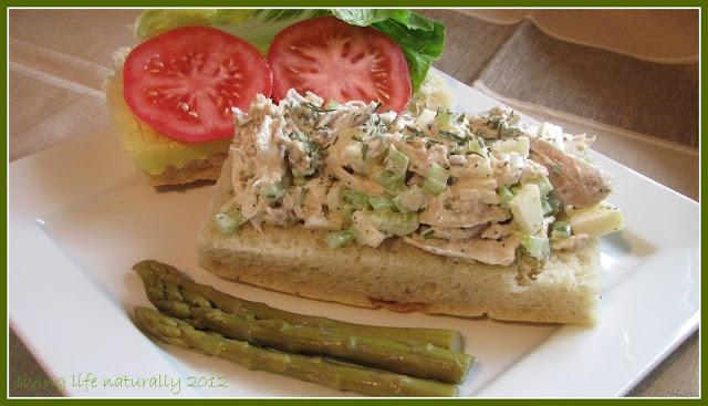 Tarragon Chicken Salad | My Own Recipes | Pinterest