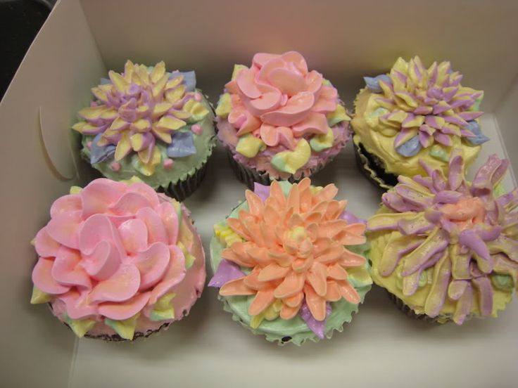 Cupcake decorating cupcakes pinterest Cupcake decorating ideas