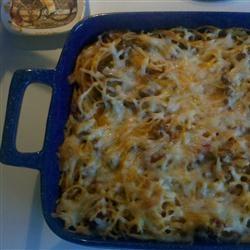 Basic Baked Spaghetti Allrecipes.com