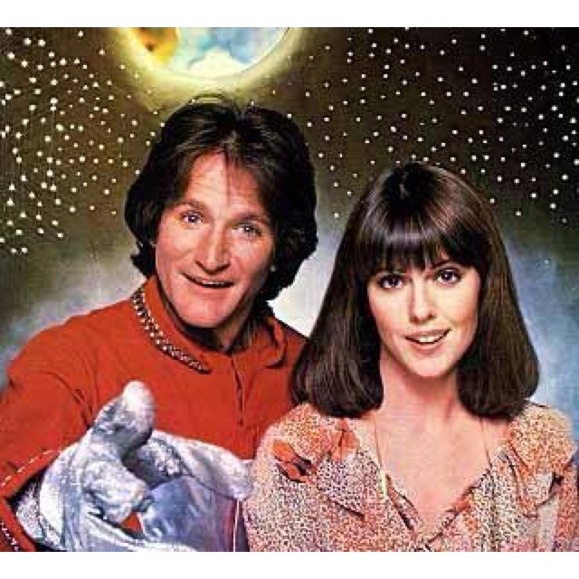 Mork and Mindy | Stroll Down Memory Lane | Pinterest
