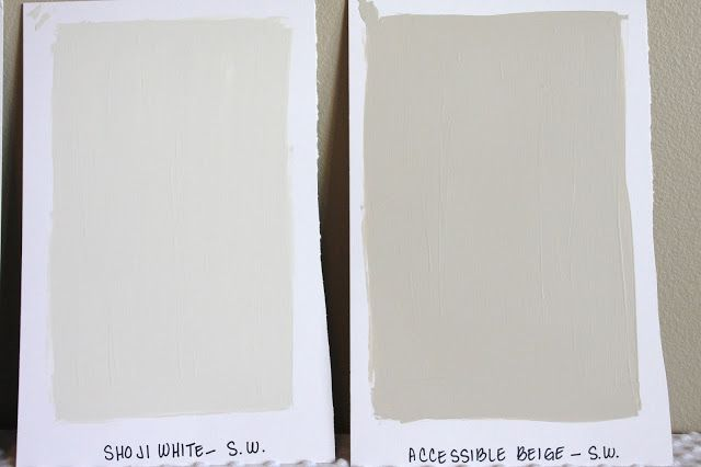 Warm neutral color family accessible beige paint sw 7036 by sherwin