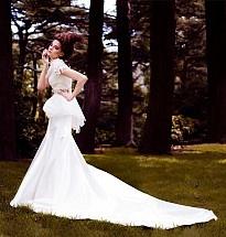 Karen Willis Holmes- Daphne Couture Gown
