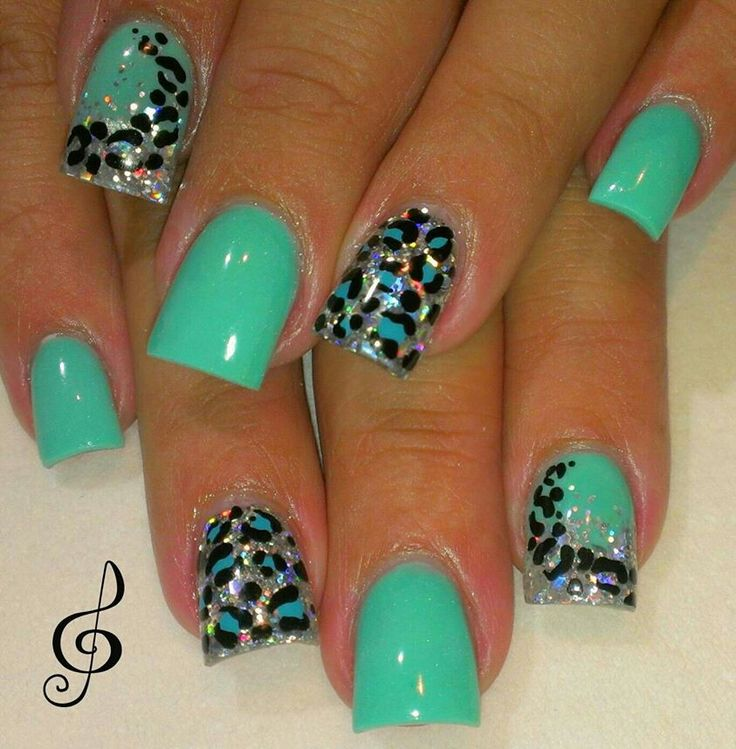 cute nail creations | nail creations | Pinterest