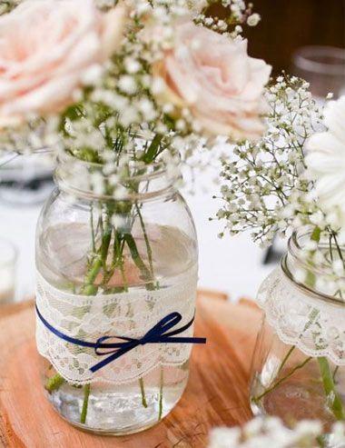 Revista Imóveis» Transforme potes de molhos em vasos de flores sem gastar dinheiro