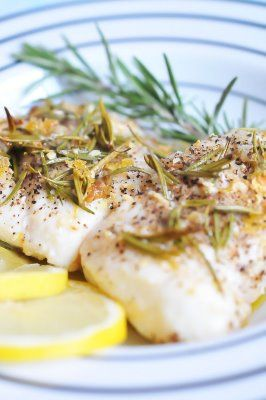 Baked Red Snapper Fillet | Fish and Seafood | Pinterest