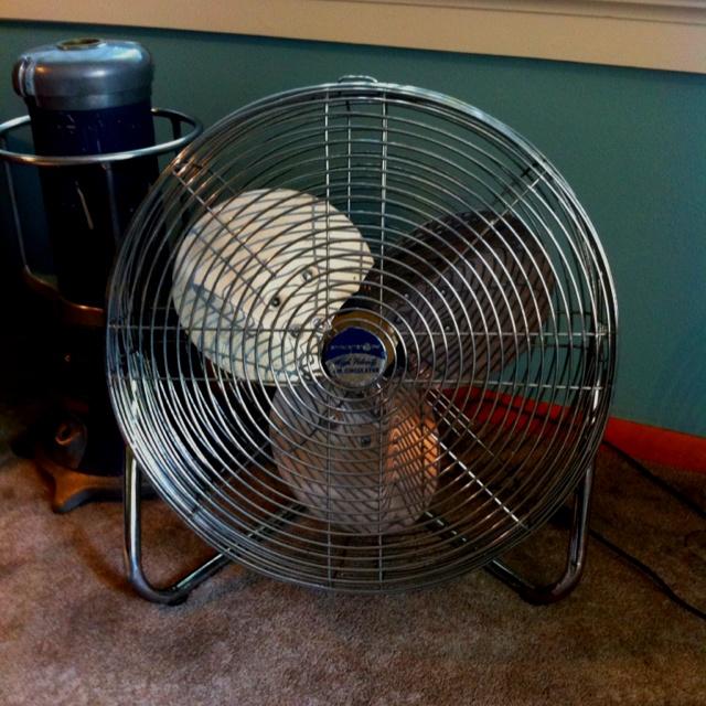 Vintage Fan Restoration 83