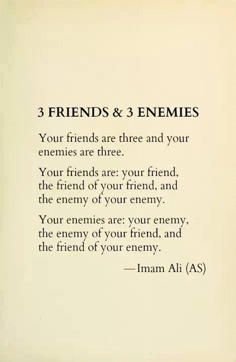 the impacts of friends and enemies in your daily lives Here are 97 of them to celebrate these amazing people in our lives  of courage  to stand up to your enemies, but a great deal more to stand up to your friends   impact on your life, you can barely remember what life was like without them.