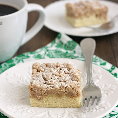 Tracey's Culinary Adventures: New York-Style Crumb Cake