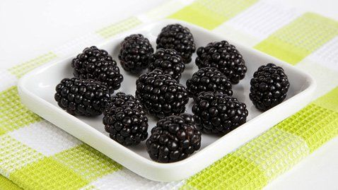 Blackberry Mousse - RTE Food | Nourishing Body and Spirit | Pinterest