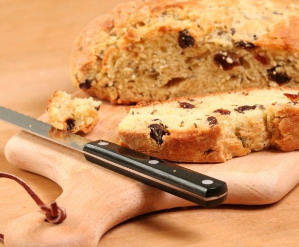 Gluten Free Irish Soda Bread Recipe | Irish Food and Drink | Pinterest