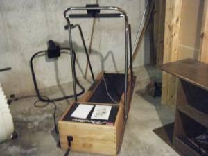 "listed as ""antique treadmill"" on craigslist. really? antique treadmill??"