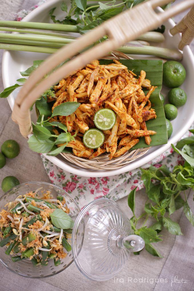 Balinese Chicken (Ayam Pelalah), a guest post for Rasa Malaysia