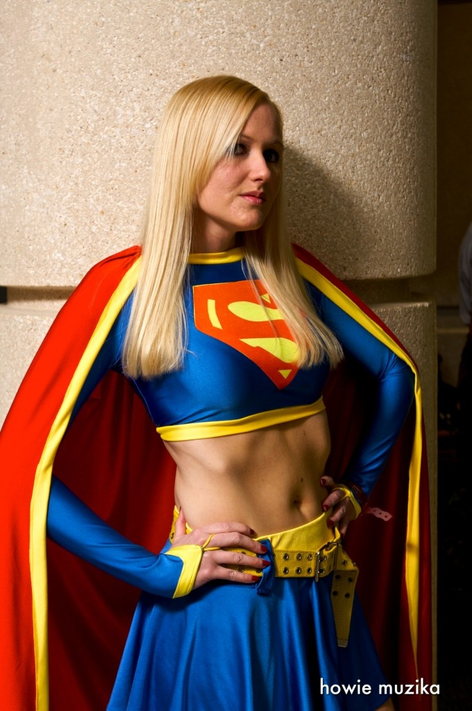 Cosplay Cavern » Supergirl Cosplay