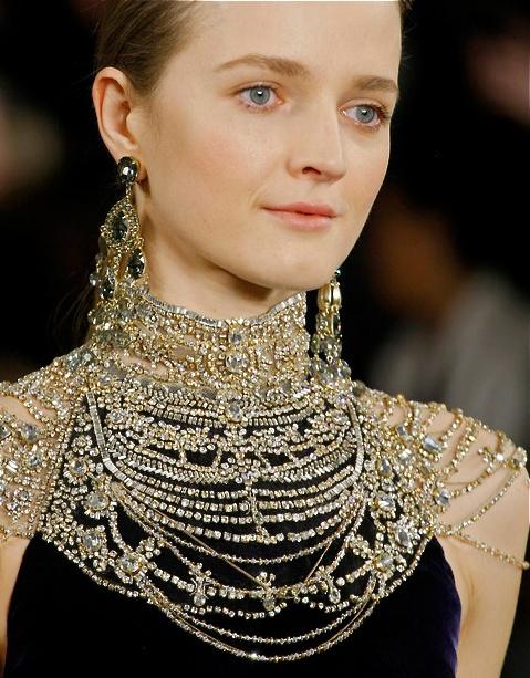 Ralph Lauren jewelry details