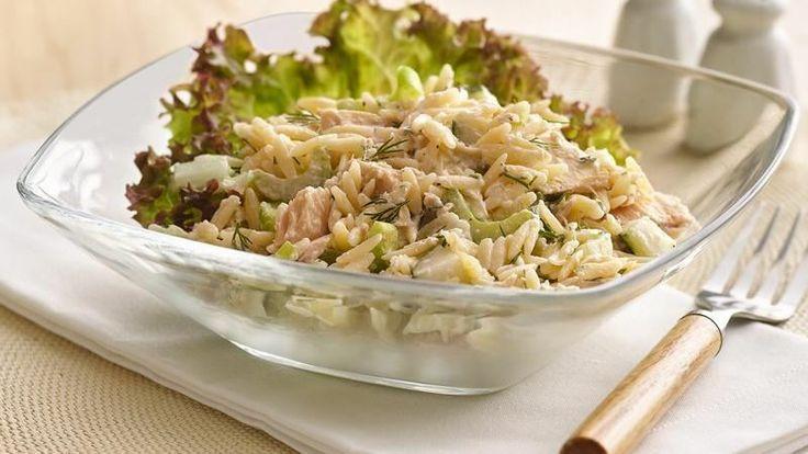 Orzo and Tuna Salad | Recipe