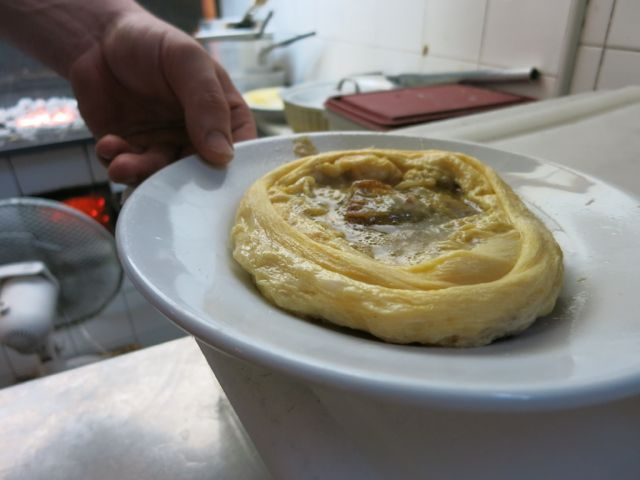 making artichoke magid tortino di carciofi sostanza florence