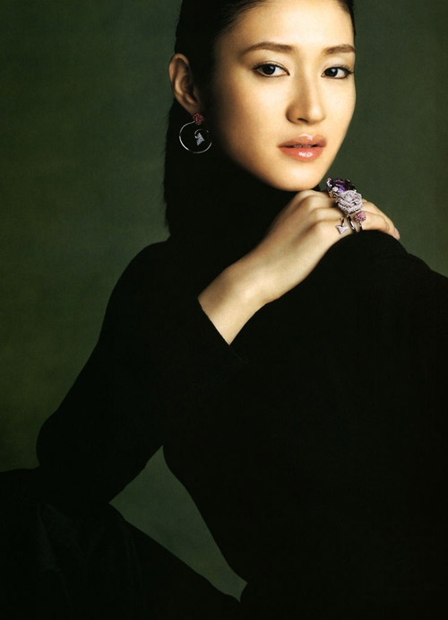 Koyuki Kato Japan Pinterest
