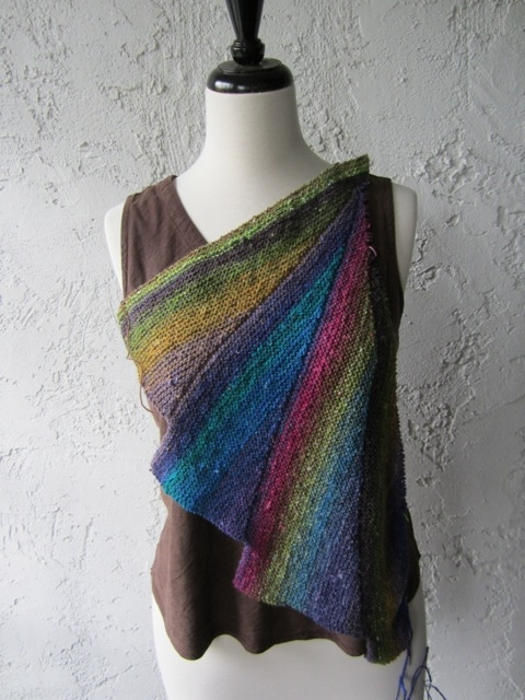 Knitted Pattern For Wingspan Scarf : Wingspan shawl pinterest crafts