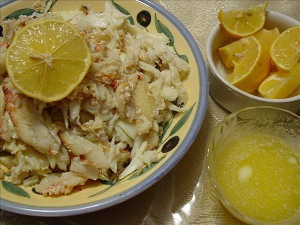 Lemon Garlic Butter Sauce (good for seafood). Seems logical - melt 1/2 ...
