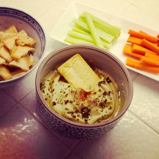 easy baba ganoush | Food Things - Gluten Free | Pinterest